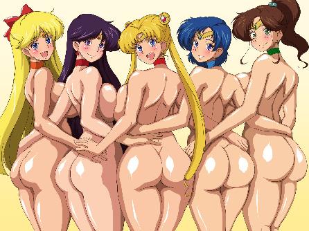 エロアニメ「セーラームーン」+エロアニメ「お願い!ランキング」+同人誌アイドルマスター」「インフィニット・ストラトス」