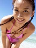 【水着姿】もう夏まで待てない!早く泳ぎに行こうよ♪